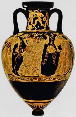 Pantarei il vaso di cleofrade for Vasi antica grecia
