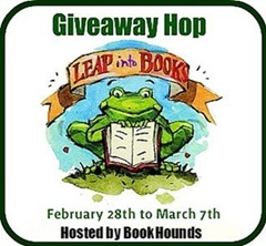 Leap Into Books Hop 2016