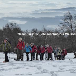 Schneeschuhtour/Winterwanderung Weissenstein