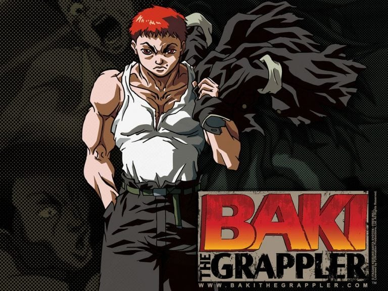 BAKI THE GRAPPLER [24/24] [SUB ESP] [MEGA 1 LINK]
