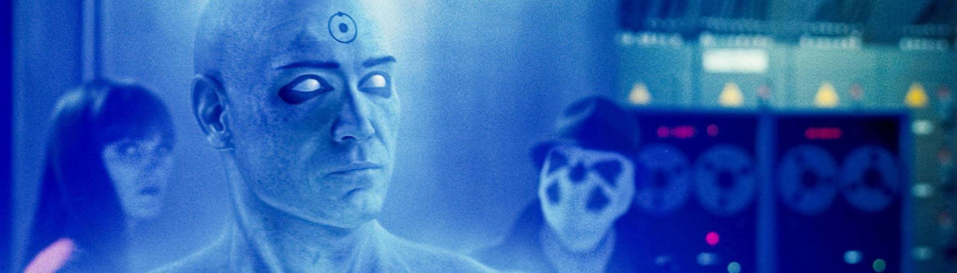 Baner filmu 'Watchmen. Strażnicy'