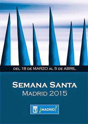 Semana Santa 2015 en Madrid