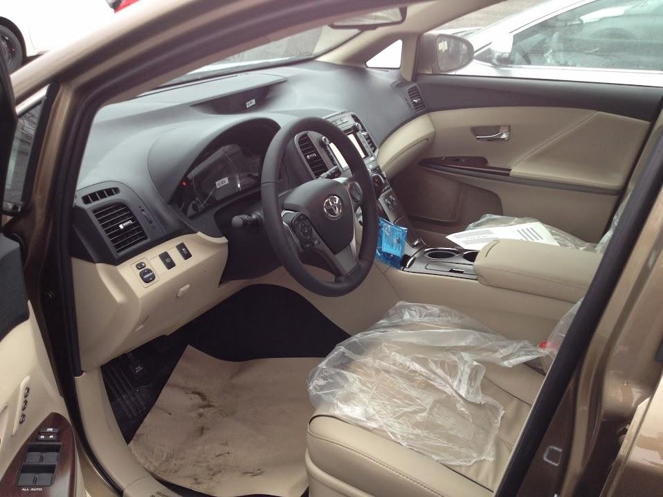 Toyota Venza Club - Моя машина