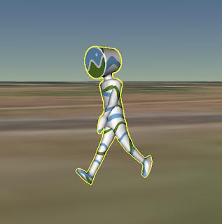 Cesium Animation Example