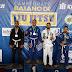 Equipe do Jiu Jitsu CTRB Nova União de Ruy Barbosa conquista medalhas em Lauro de Freitas