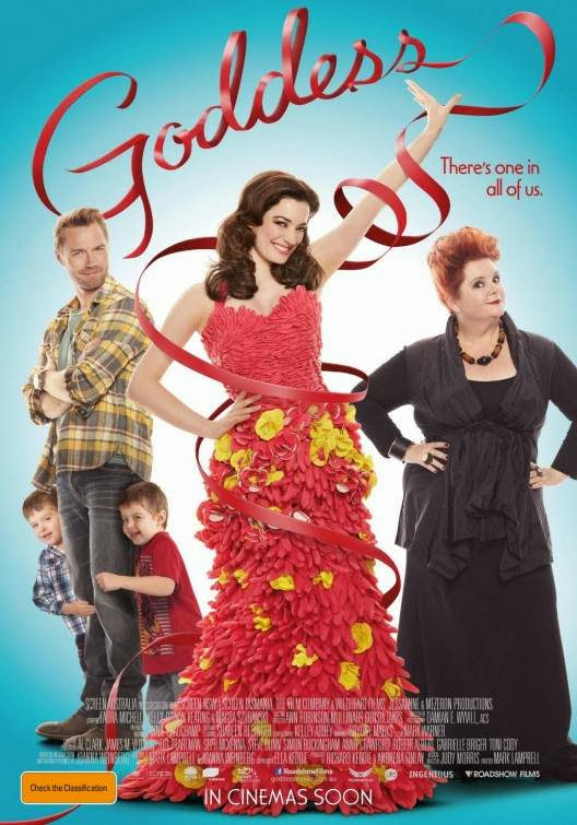 Poster Of English Movie Goddess (2013) Free Download Full New Hollywood Movie Watch Online At Alldownloads4u.Com