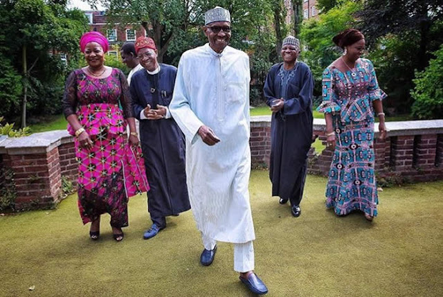 President buhari's health