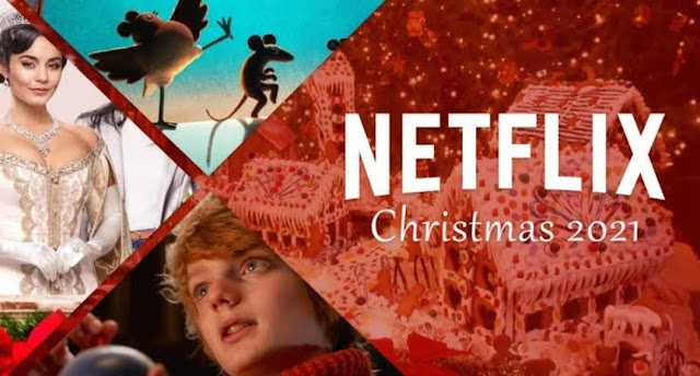 Estreias da programação Especial de Natal na Netflix