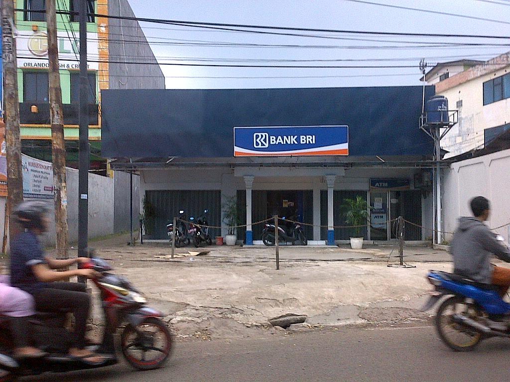 Bank Bri Unit Pinang Ranti Lubang Buaya Jakarta Timur Indonesia
