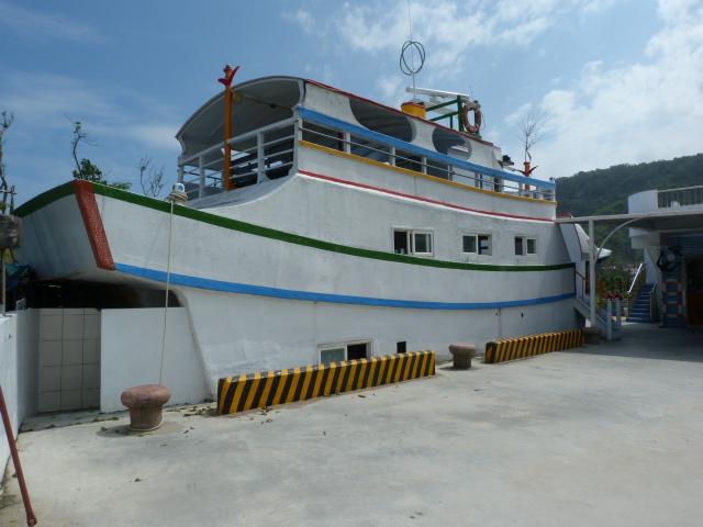 TAIWAN .Le port de SU AO - P1090178.JPG