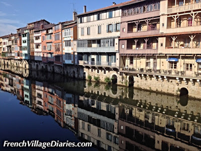 French Village Diaries road trip Mini Cooper Castres