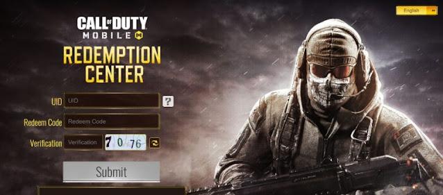 Call of Duty Mobile Redeem Kodları [Temmuz] 2021