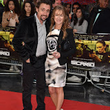 OIC - ENTSIMAGES.COM - Richard Hammond and Wife Amanda Etheridge  at the  Sicario - UK film premiere in London 21st September 2015 Photo Mobis Photos/OIC 0203 174 1069