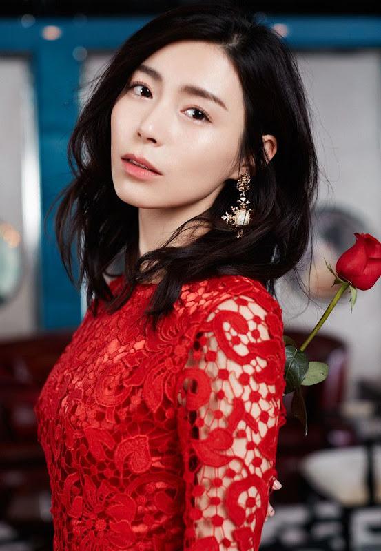 Amber Lu Shan China Actor