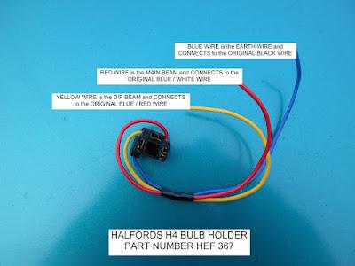 Wiring Diagram For Reliant Robin Home Design Ideas - H4 bulb wiring diagram