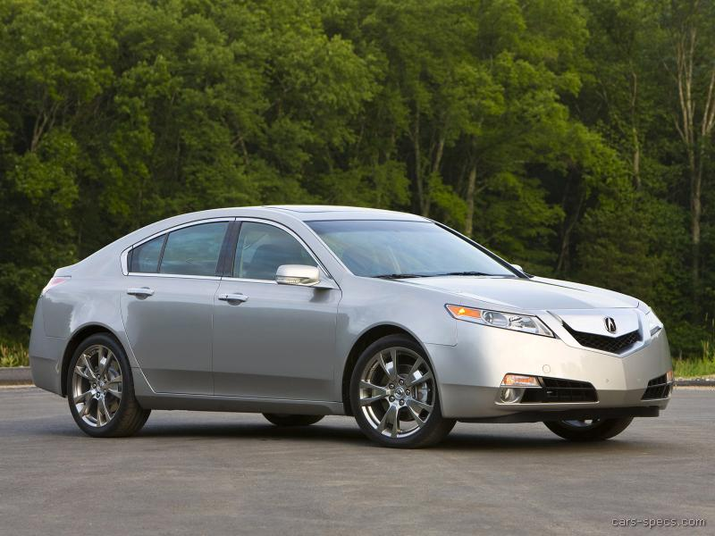 2009 acura tl sedan specifications pictures prices. Black Bedroom Furniture Sets. Home Design Ideas