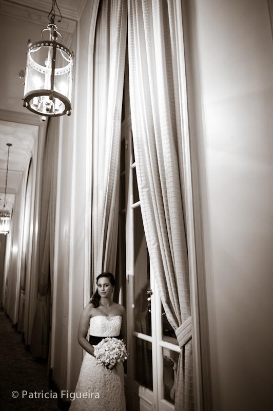 Foto de casamento 0438pb de Nina e Guga. Marcações: 24/09/2011, Casamento Nina e Guga, Rio de Janeiro.