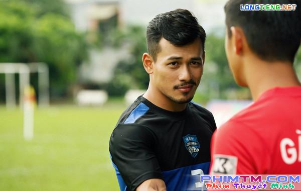 Huyme trở thành cầu thủ bóng đá điển trai trong phim điện ảnh Sút - Ảnh 6.