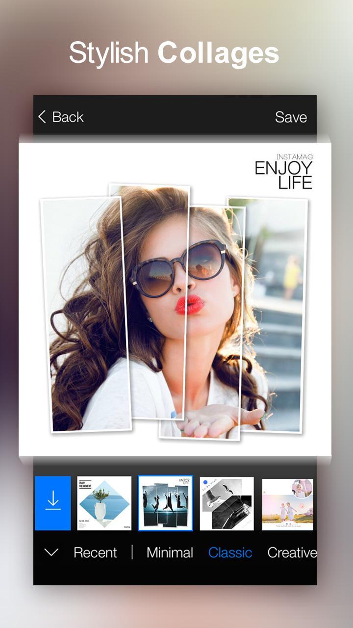 Photo Editor - FotoRus screenshot #7