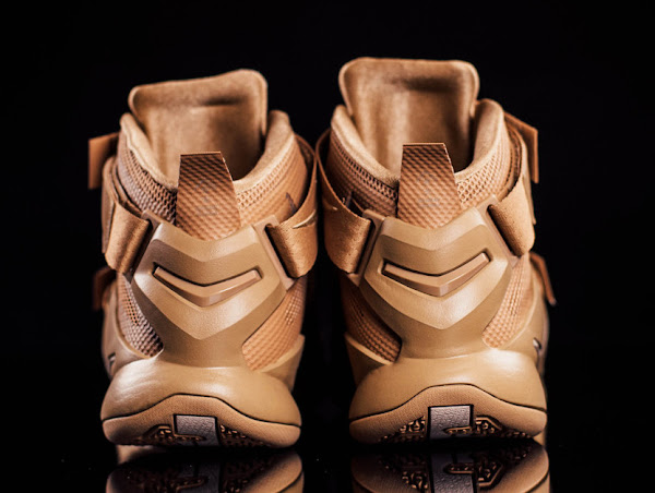 Nike LeBron Soldier IX Now Available in Desert Storm Style