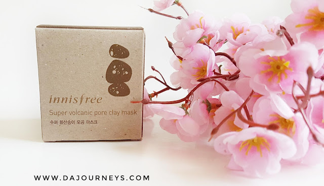 Review Innisfree Super Volcanic Pore Clay Mask