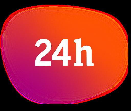 Logo TVE 24H