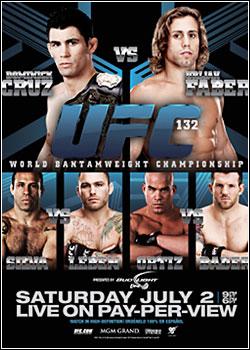 Download UFC: 132 Preliminary Fights HDTV AVi dia 03/07/2011