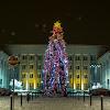 06-01-2013   Sosnowiec   Aleja Zwycięstwa, Choinka pod UM