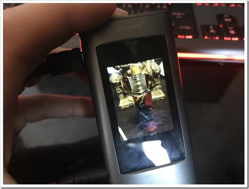 IMG 1591 thumb%25255B2%25255D - 【MP3プレイヤー搭載MOD】Joyetech OCUKAR Cレビュー!電話の代わりにVAPEを搭載した新時代MOD!タッチパネルは新時代のブームとなりうるか?【ガジェット風/万歩計/カレンダー】