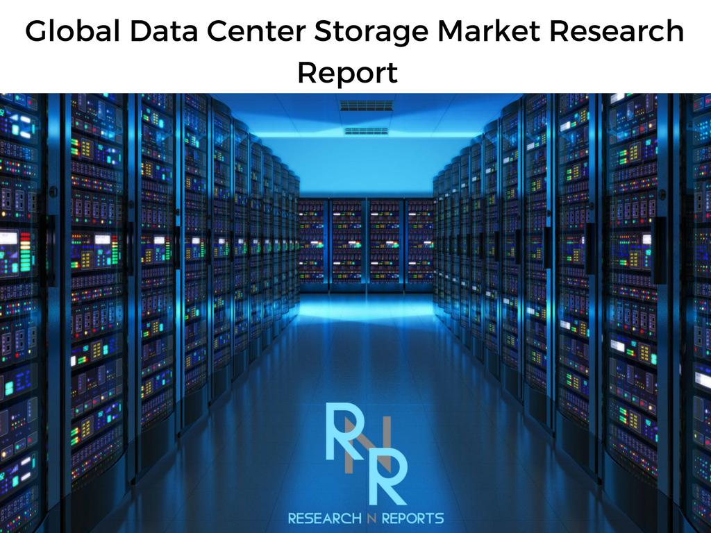 TechNewSources: Global Data Center Storage market ...