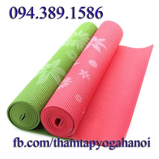 thảm tập yoga pvc 1009 , thảm tập yoga giá rẻ