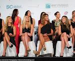 Angelique Kerber, Petra Kvitova, Garbine Muguruza & Simona Halep - 2015 WTA Finals -DSC_8597.jpg