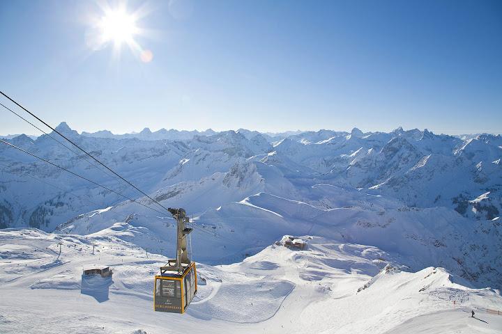 Indahnya Pemandangan Dunia Dari Jendela Gondola 42 33969863