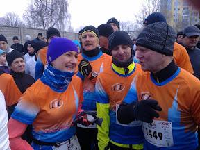 Bieg Puchar Bielan i Bieg Chomiczówki (17 stycznia 2016)