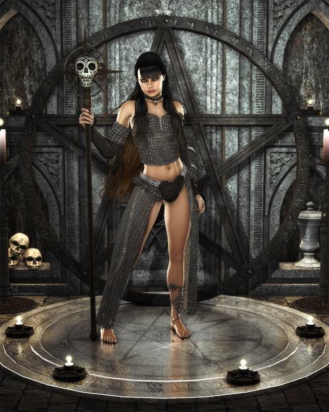 Black Magic By Designsbyeve, Black Magic