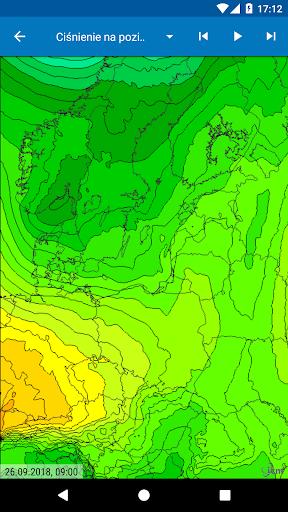 Weather ICM u2014 the best forecast for Europe 1.5.5 screenshots 6