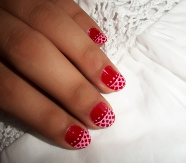 Red Nail Art Designs - Cute Nail Ideas for a Red Manicure 4