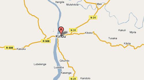 Kindu : des jeunes de l'UDPS en campagne contre la 3eme vague de la COVID-19