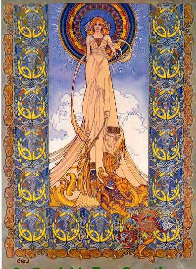 Eriu, Gods And Goddesses 5