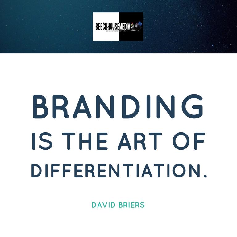 branding marketing differentiation