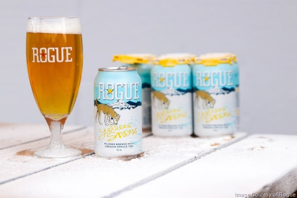 Rogue - Spruce up Winter with Yellow Snow