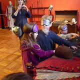 Niewidzialne muzeum – rodzinna wyprawa do MHMG, sobota 12.01.2013