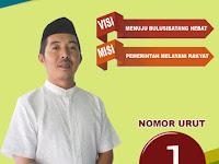 Faisal Wahidin Nomor 1 Dihati, Pilihan Masyarakat Bulusibatang