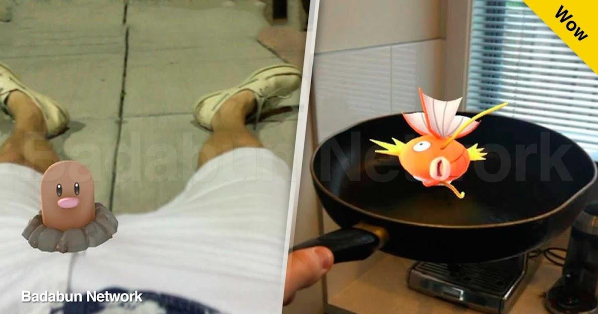 pokemon go lugares extraños atrapar locura
