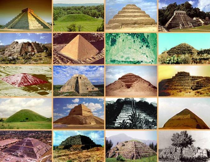Os russos descobrem os segredos das pirâmides. Aqui está o que eles encontraram 00