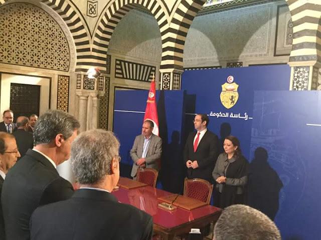 الحكومة النقابات المغربية؟؟؟؟؟ تونس مارس