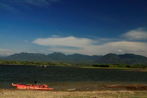 Batu Bulan, The Largest Beautiful Dam in West Nusa Tenggara