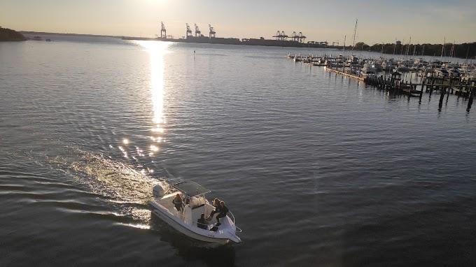 Sailing Sunshine
