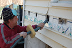 Ross Dense Packing a Wall in Fishkill, NY