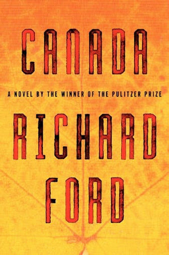 Canada by Richard Ford - book cover